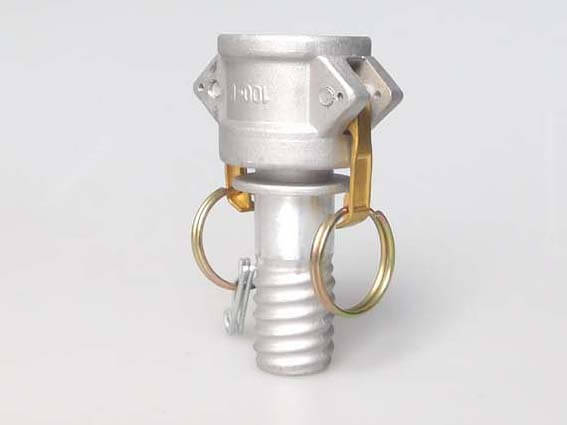 alum composite hose coupling small size c